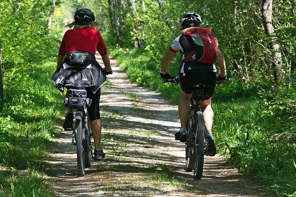 long bike rides