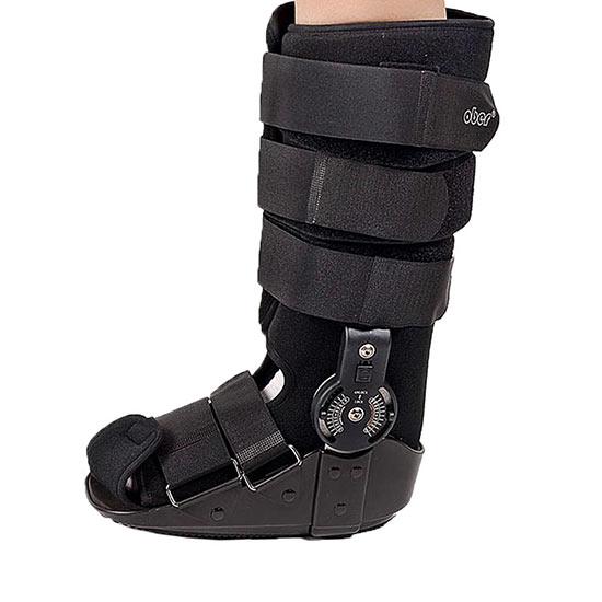 Achilles cast boot