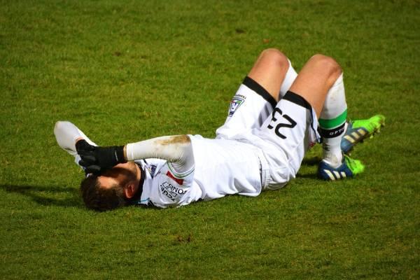 training with pain & injury