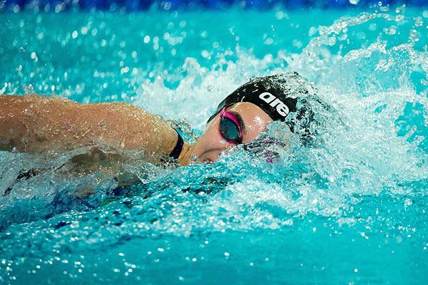 kids sport specialising in swimming