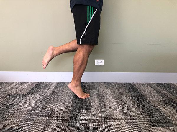 Calf Raises (F9)