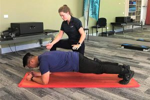 Exercise Physiology core strength