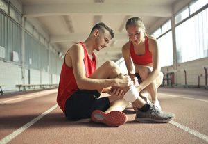 soft-tissue injury management