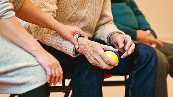 arthritis old hands