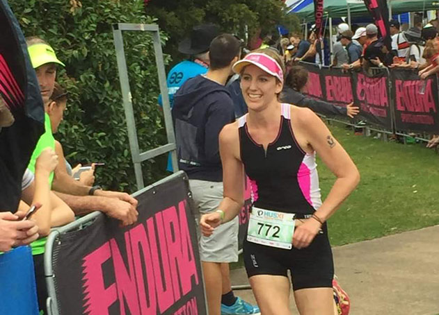 Holly Smith sports dietician running nutritionist